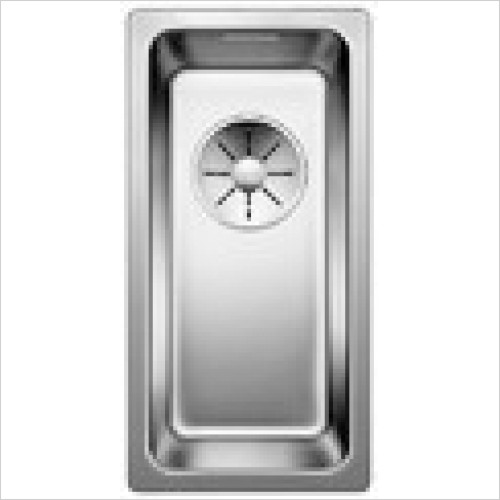 Blanco Sinks - Andano 180-IF 0.5 Bowl Sink, Universal
