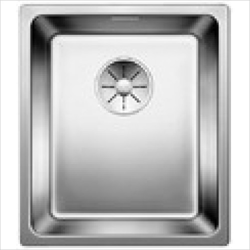 Blanco Sinks - Andano 340-IF 1 Bowl Sink, Universal