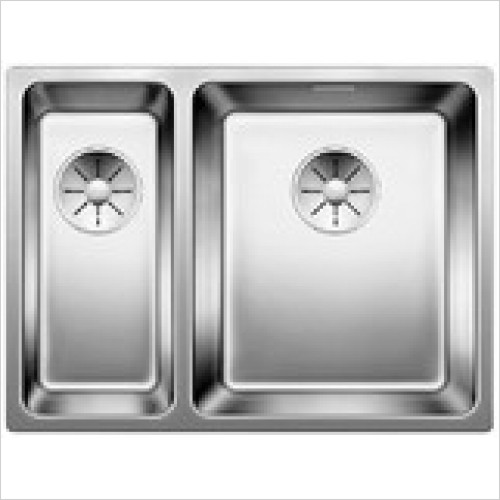 Blanco Sinks - Andano 340/180-IF 1.5 Bowl Sink, RH Bowl