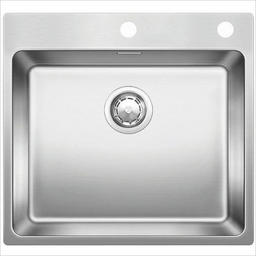 Blanco Sinks - Andano 500-IF/A 1 Bowl Sink, Universal