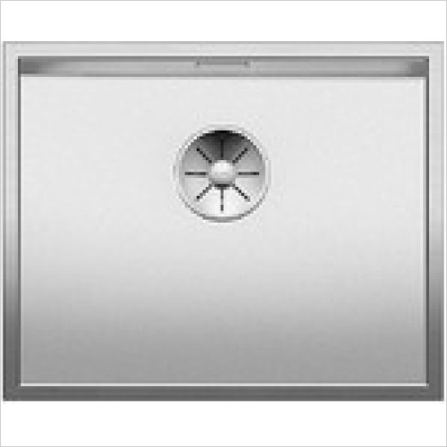 Blanco Sinks - Zerox Durinox 500-IF 1.0 Bowl Sink