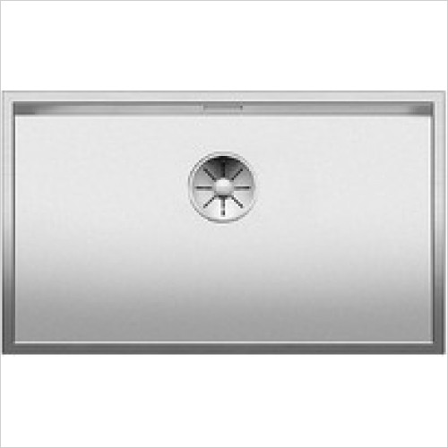 Blanco Sinks - Zerox Durinox 700-IF 1.0 Bowl Sink