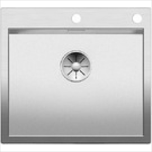Blanco Sinks - Zerox Durinox 500-Ifa 1.0 Bowl Sink