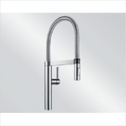 Blanco Taps - Culina-S Single Lever Monobloc Spray Tap