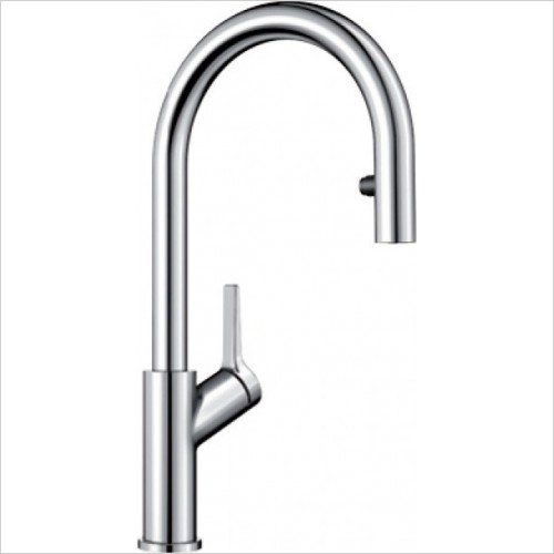 Blanco Taps - Carena-S Single Side Lever Monobloc Mixer Tap