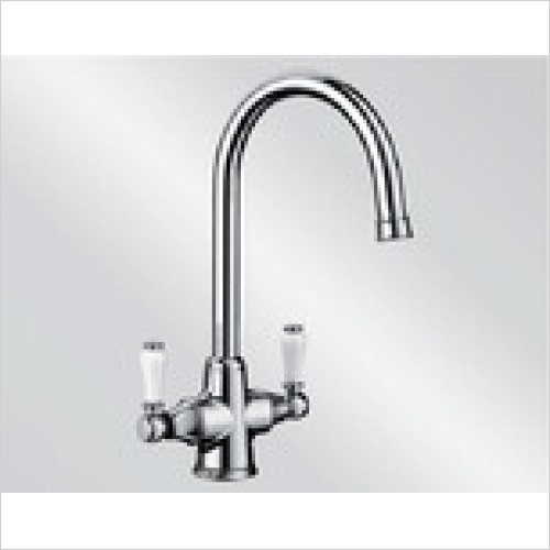 Blanco Taps - Vicus Twin Lever Tap