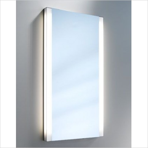 Schneider Mirror Cabinets - Triline LED Illuminated Mirror 89 x 48 x 4.5cm