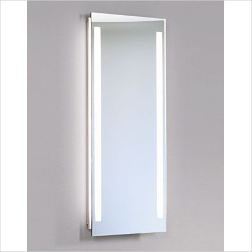 Schneider Mirror Cabinets - Triline LED Illuminated Mirror 92 x 50 x 4.5cm