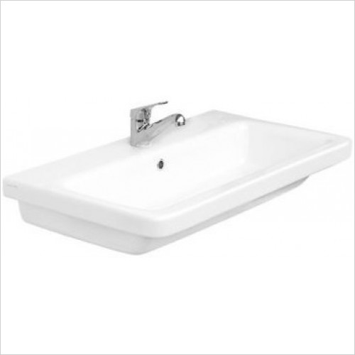 Saneux Basin - Indigo 800mm Washbasin 1TH