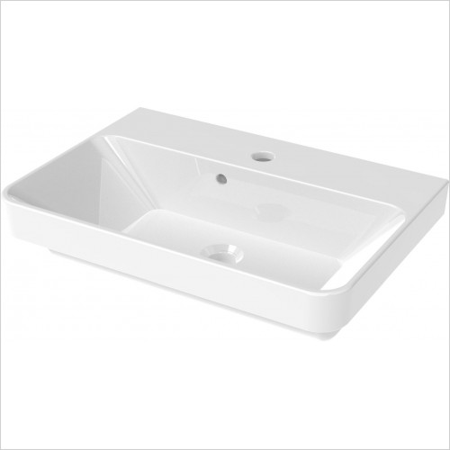 Saneux Basin - Hyde 55 x 37cm Washbasin