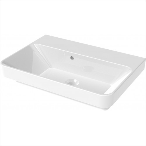 Saneux Basin - Hyde 55 x 37cm Washbasin 0TH