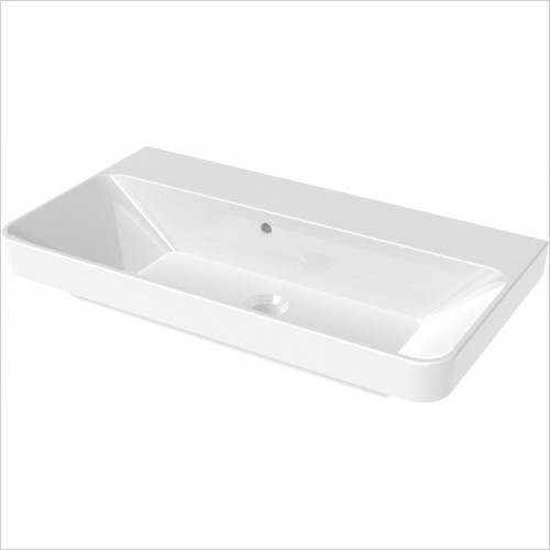 Saneux Basin - Hyde 70 x 37cm Washbasin 0TH