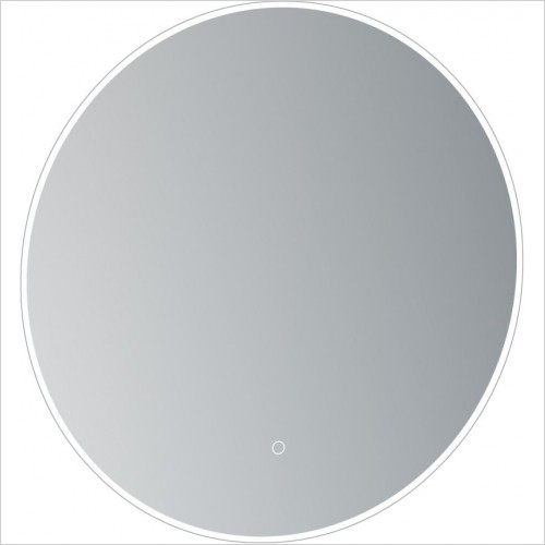 Saneux Mirrors - Oska Ø600mm Round Illuminated Mirror