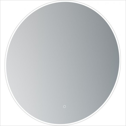 Saneux Mirrors - Oska Ø700mm Round Illuminated Mirror