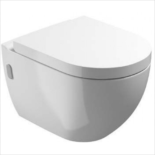 Saneux Toilet - Prague Wall Mounted WC Pan