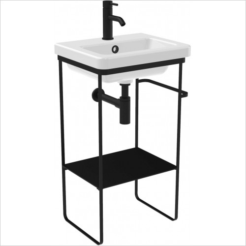 Saneux Furniture - Volato 85 x 50cm Floor Standing Washstand