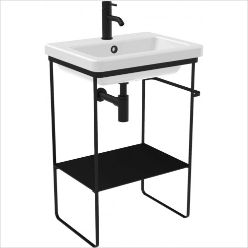 Saneux Furniture - Volato 85 x 60cm Floor Standing Washstand
