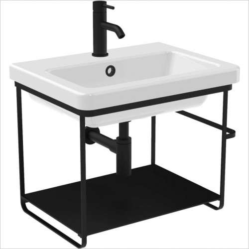 Saneux Furniture - Volato 46.5 x 60cm Wall Mounted Washstand