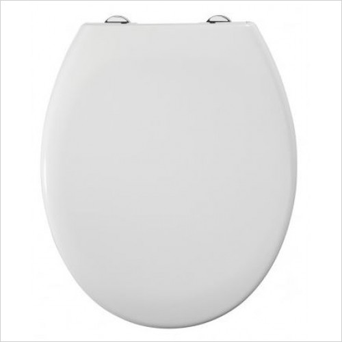 Roper Rhodes Toilet Seats - Neutron Soft Close Toilet Seat