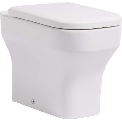 Roper Rhodes toilets - Accent Back To Wall Pan 510mm