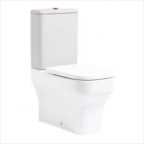 Roper Rhodes toilets - Accent Close Coupled 4.5/3L Cistern