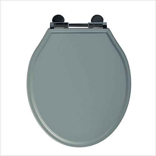 Roper Rhodes Toilet Seats - Hampton Painted Soft Close Toilet Seat