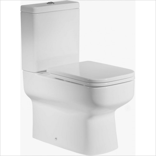 Roper Rhodes toilets - Geo Close Coupled 4.5/2.8L Cistern