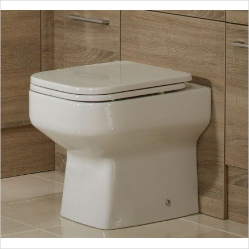 Roper Rhodes Toilet Seats - Geo Soft Close Toilet Seat