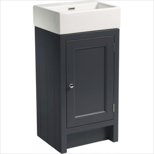 Roper Rhodes Furniture - Hampton 450mm Cloakroom Basin Unit