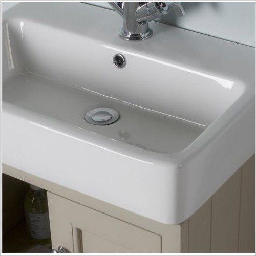 Roper Rhodes Washbasins - Hampton 450mm Cloakroom Basin