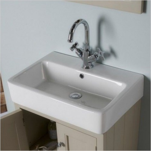 Roper Rhodes Washbasins - Hampton 560mm Ceramic Basin