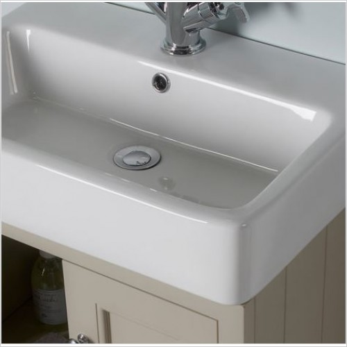 Roper Rhodes Washbasins - Hampton 700mm Countertop Basin
