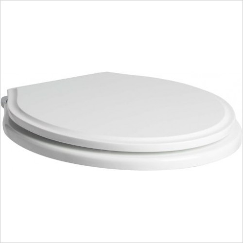 Roper Rhodes Toilet Seats - Harrow Wooden Soft Close Toilet Seat