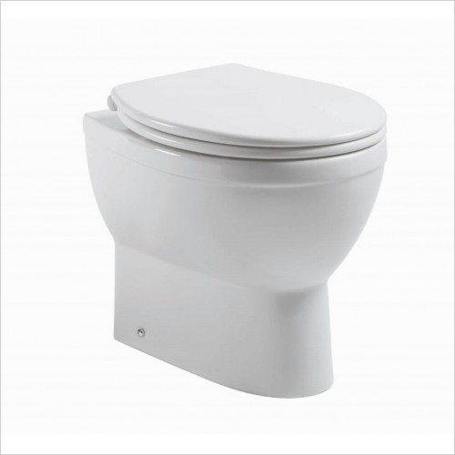 Roper Rhodes toilets - Minerva Back To Wall WC Pan