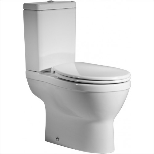 Roper Rhodes toilets - Minerva Close Coupled WC Pan