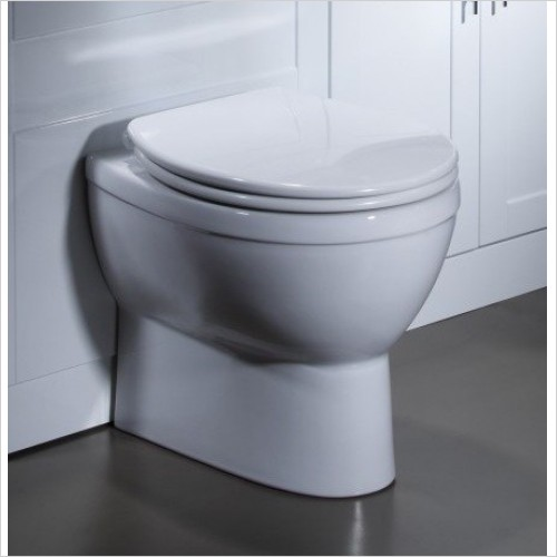Roper Rhodes Toilet Seats - Minerva Soft Close Toilet Seat