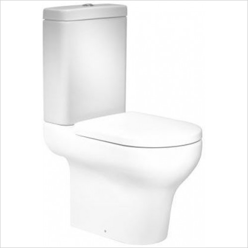 Roper Rhodes toilets - Note Close Coupled Cistern For Open Back Pan