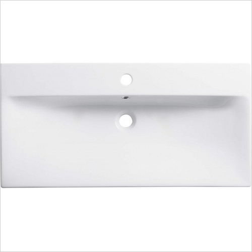 Roper Rhodes Washbasins - Scheme 800mm Ceramic Basin