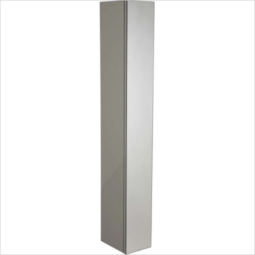 Roper Rhodes Furniture - Scheme 1400 x 250mm Mirrored Column Unit