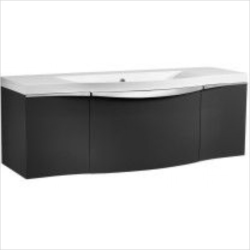 Roper Rhodes Furniture - Serif 1200mm Wall Mounted Unit