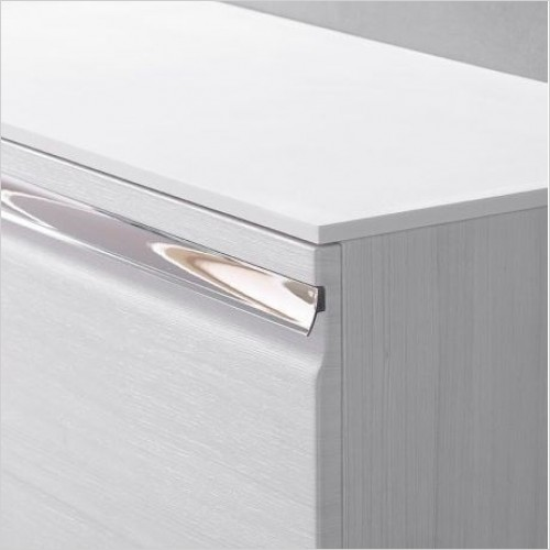 Roper Rhodes Furniture - 1200 x 425mm Solid Surface Worktop