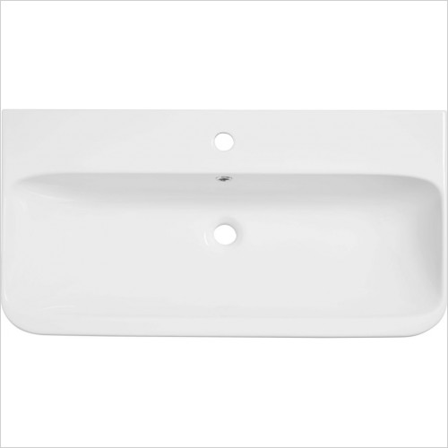 Roper Rhodes Washbasins - System 800mm Ceramic Basin