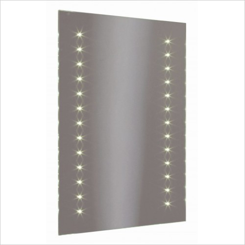 Roper Rhodes Mirrors - Clarity Atom LED Mirror