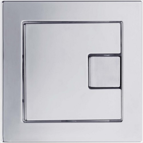 Roper Rhodes toilets - Square Cistern / Frame Dual Flush Button