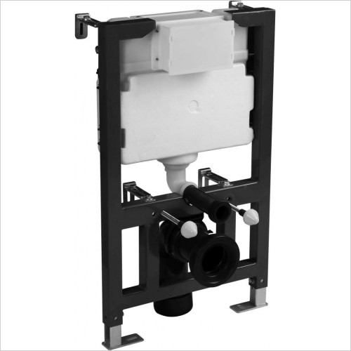 Roper Rhodes toilets - 0.82m Wall Hung WC Frame