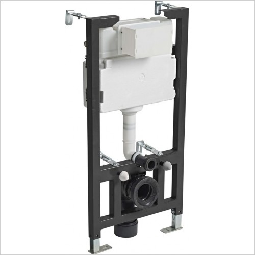 Roper Rhodes toilets - 1m Wall Hung WC Frame