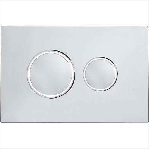 Roper Rhodes toilets - Traditional Flush Plate