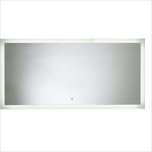 Roper Rhodes Mirrors - 1000 x 500 Ultra Slim Mirror