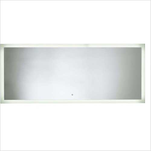 Roper Rhodes Mirrors - 1200 x 500 Ultra Slim Mirror
