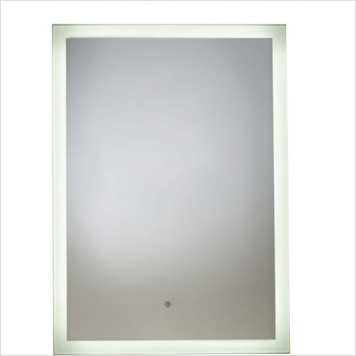 Roper Rhodes Mirrors - 500 x 700 Ultra Slim Mirror